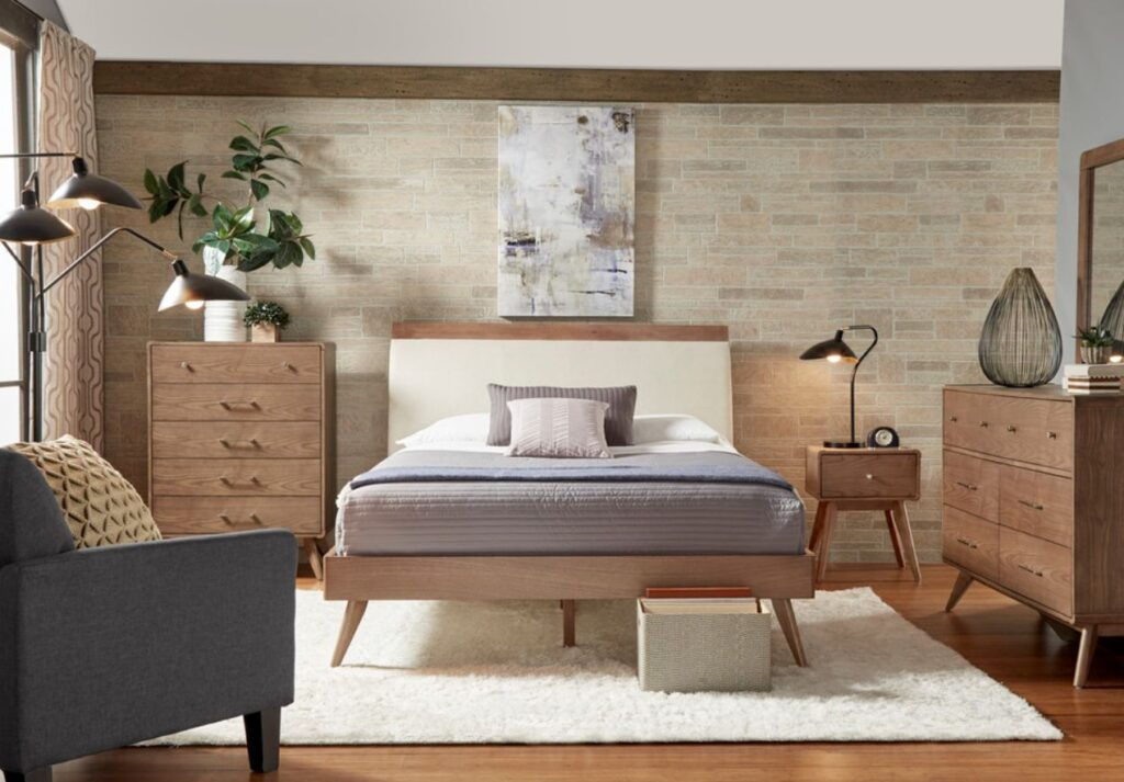 white glove bedroom furniture delivery